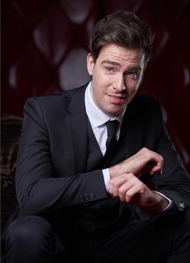 A Professional Portrait of Chris Fleming